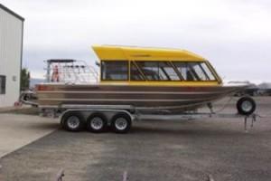 2004 Bentz Boat Twin Gas