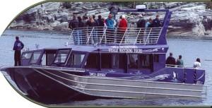 USCG Passenger Certified - Saltwater