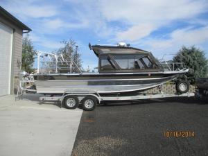 Bentz Boat Used