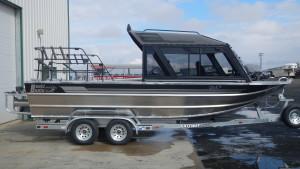 New Bentz Boat, Pro 23'