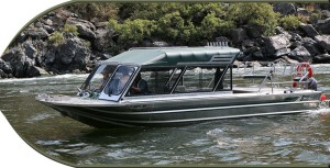Twin Engine Jetboat Bentz Boats
