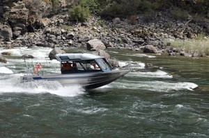 bentz jet boat