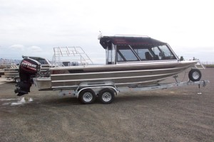 used jet boat for sale bentz