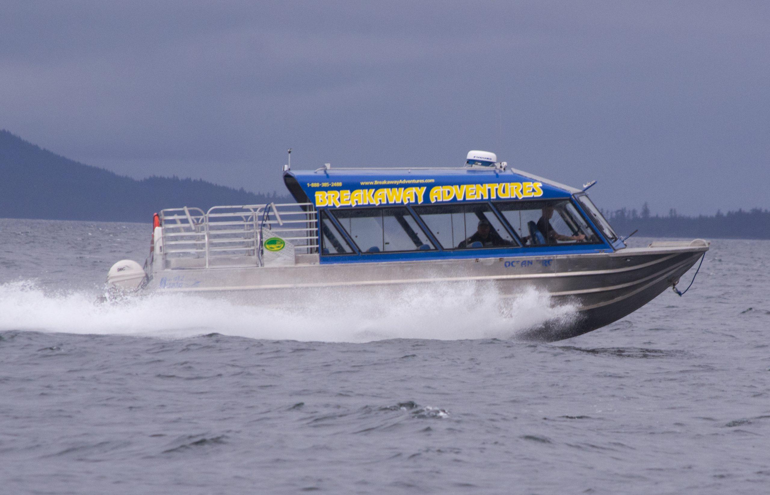 28′ Twin Diesel Tour Boat