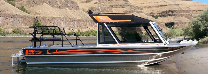Recreational Aluminum Boat Bentz Boats
