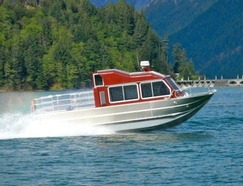 Power Company Fast Boat 31′