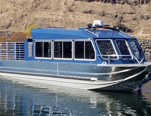 Power Company Fast Boat  36′