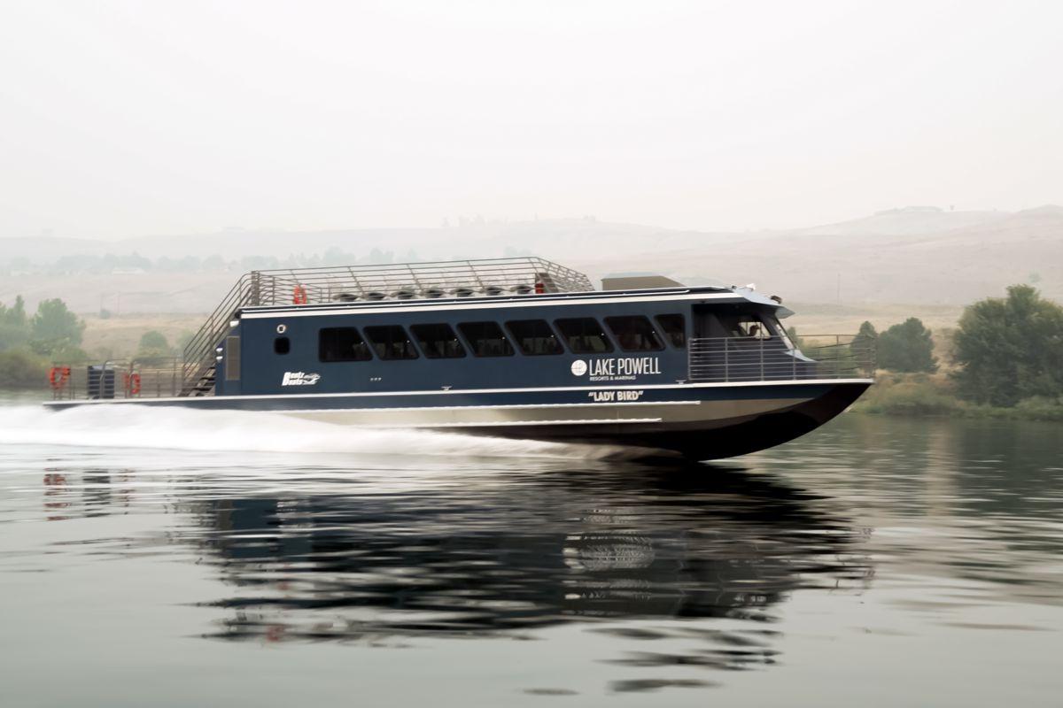 Lake Powell 60′ Triple Diesel
