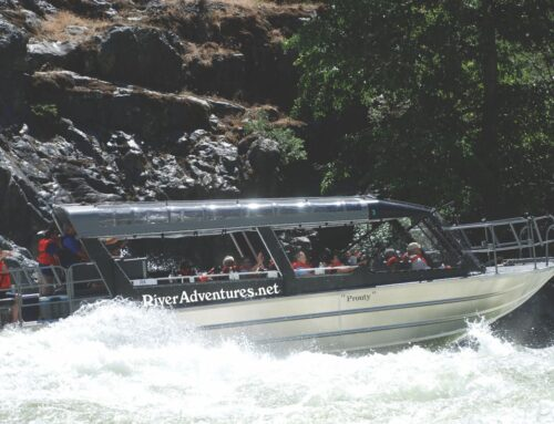 """River Adventures – """"Prouty"""""""