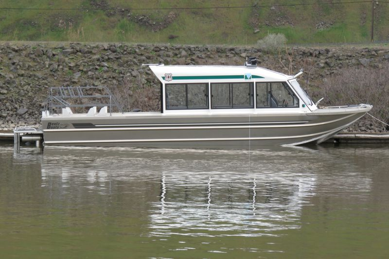 Bentz Boats Outfitter Commercial Government Specialty