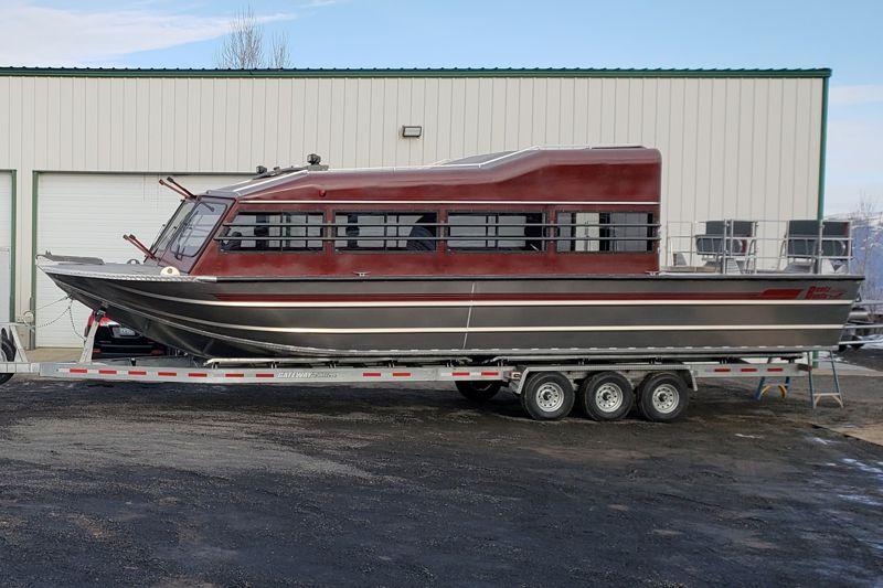Bentz Boats USCG Passenger Certified Saltwater