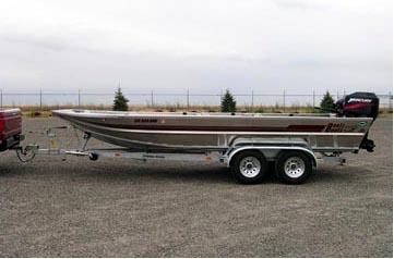 22′ Single Outboard