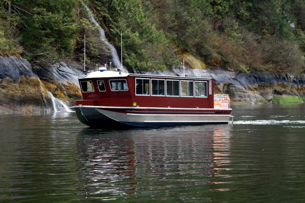 46′ Triple Diesel Crab Tour Boat