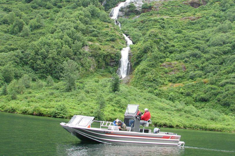 recreational aluminum boat by bentz