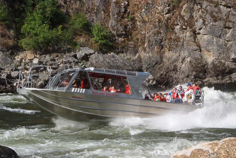 32′ Triple Gasoline Tour Boat