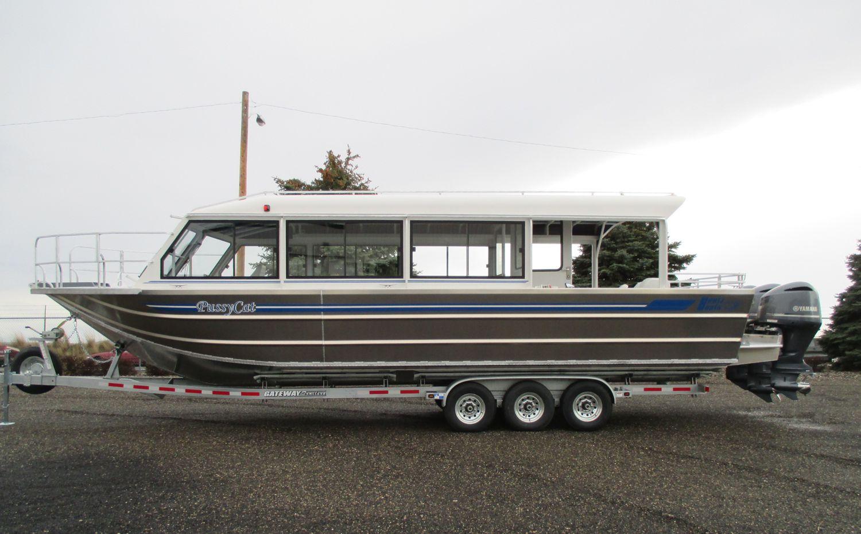 35' Triple Outboard